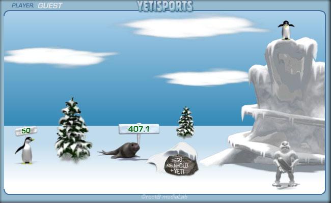 yeti sports online
